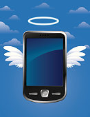 Angel Cellphone