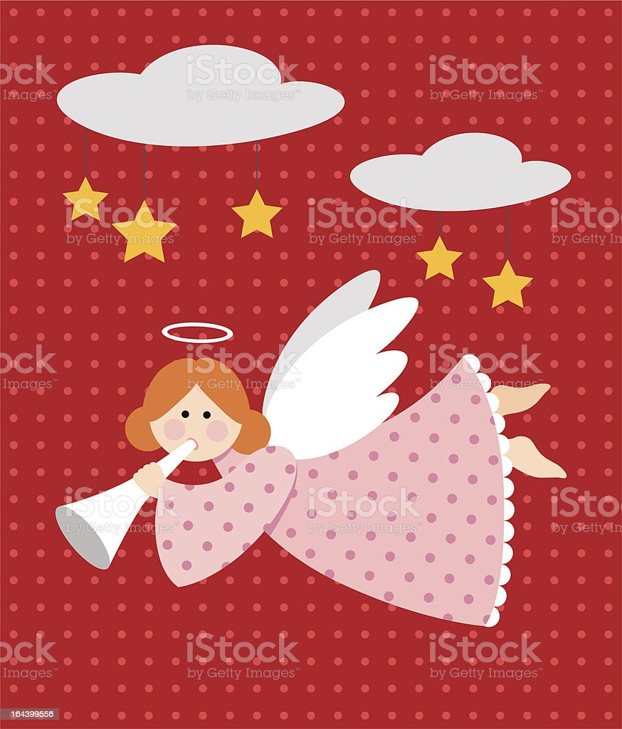 Angel royalty-free angel stock vector art & more images of angel