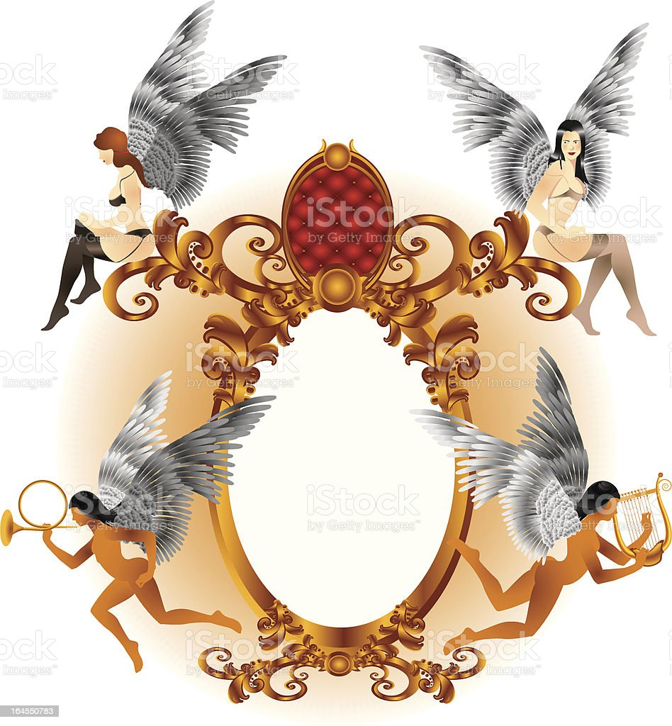 Angelic music royalty-free angelic music stock vector art & more images of adult