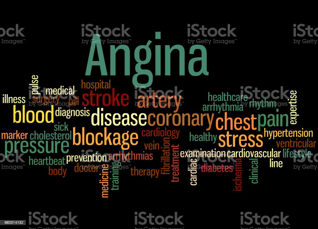 Angina, word cloud concept 5 royalty-free angina word cloud concept 5 stock vector art & more images of artery