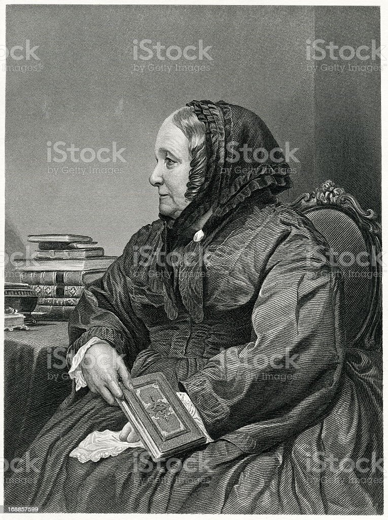Anna Brownell Jameson royalty-free anna brownell jameson stock vector art & more images of 19th century