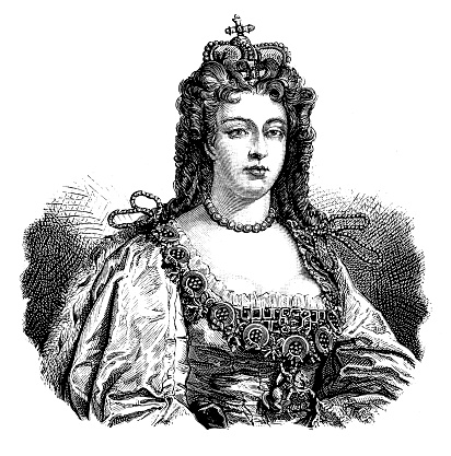 Anne, Queen of England