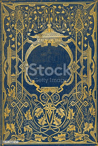 Book Cover Art Stock Images : Antique book cover stock vector art more images of th