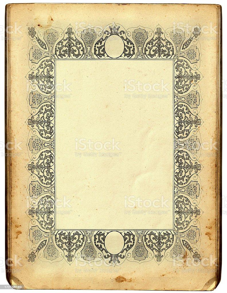 アンティークのフレーム のイラスト素材 172156189 | istock