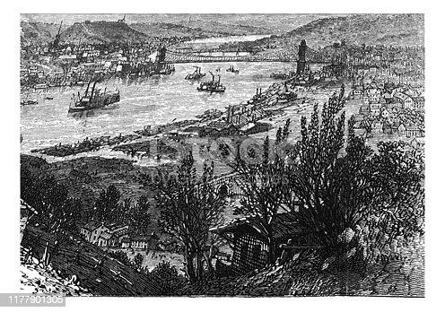 Antique illustration