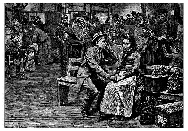 a history of immigration since the nineteenth century How did immigration patterns relate to the demand of our industrializing society in the late ninetennth century since immigration generated about 39% of the.
