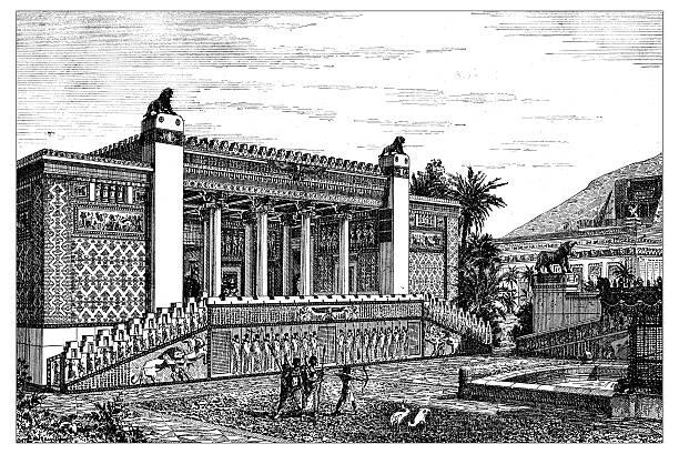 99 Persepolis Illustrations Royalty Free Vector Graphics Clip Art Istock