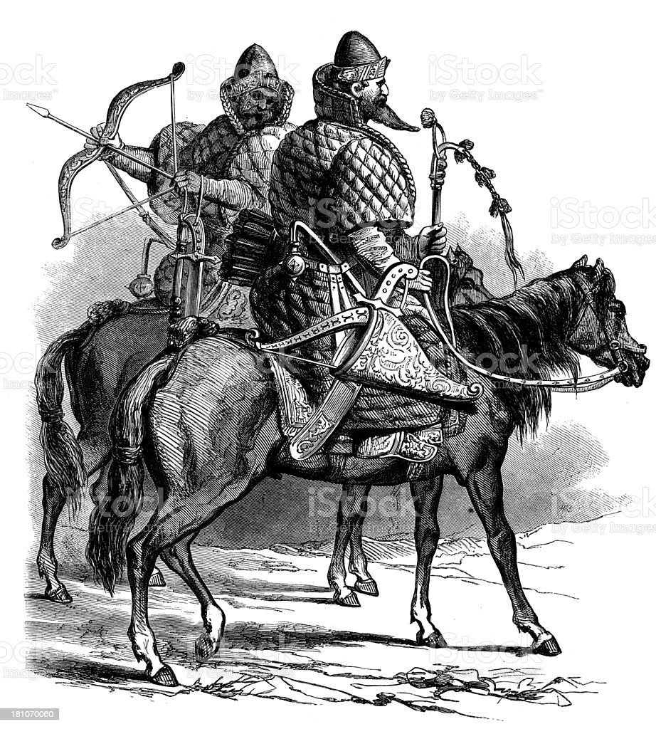 Antique illustration of russian soldiers on horse royalty-free antique illustration of russian soldiers on horse stock vector art & more images of 19th century style
