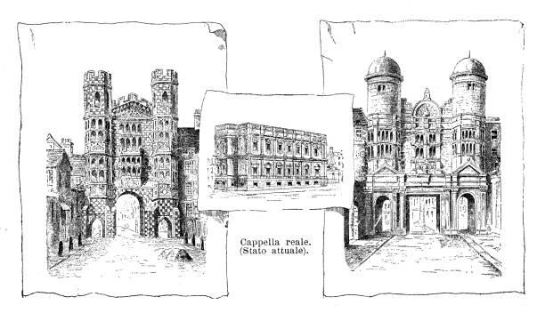 Best Whitehall London Illustrations, Royalty-Free Vector ...