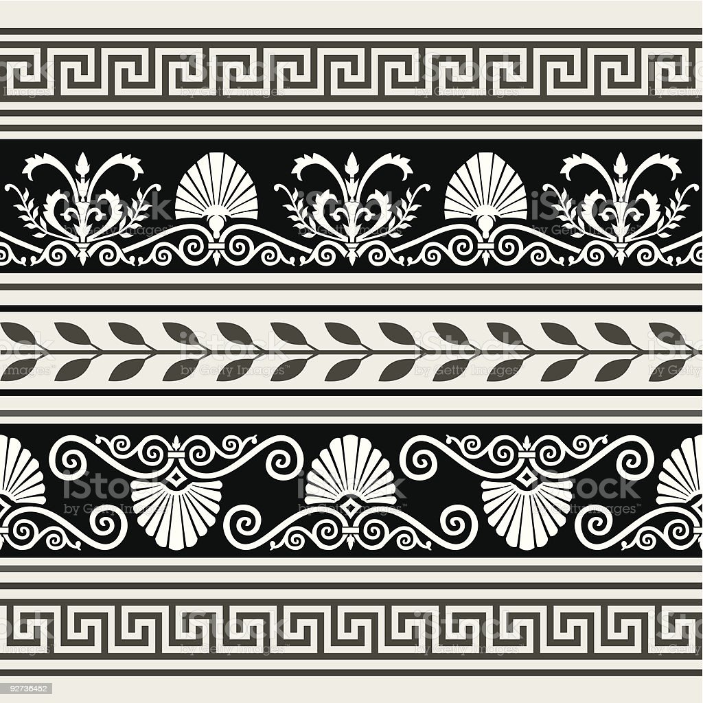 Antique vectorvborders royalty-free antique vectorvborders stock vector art & more images of antique