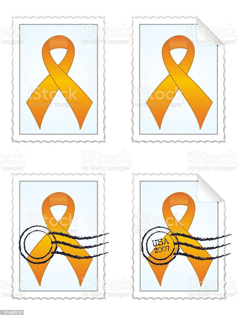 Anti-Racism Awareness Ribbons royalty-free antiracism awareness ribbons stock vector art & more images of color image