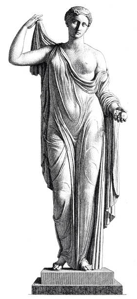 Royalty Free Aphrodite Greek Goddess Clip Art, Vector ...