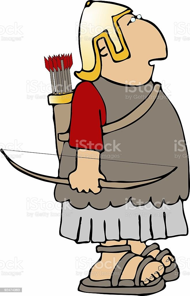 Archer royalty-free archer stock vector art & more images of adult