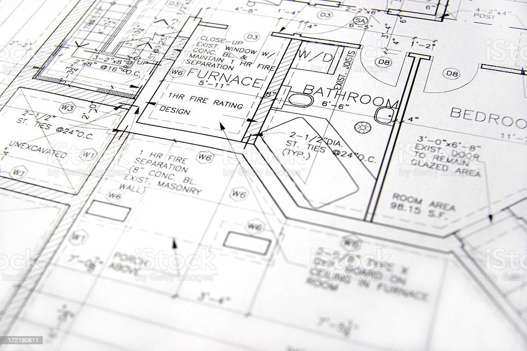 Architectural - 23 vector art illustration