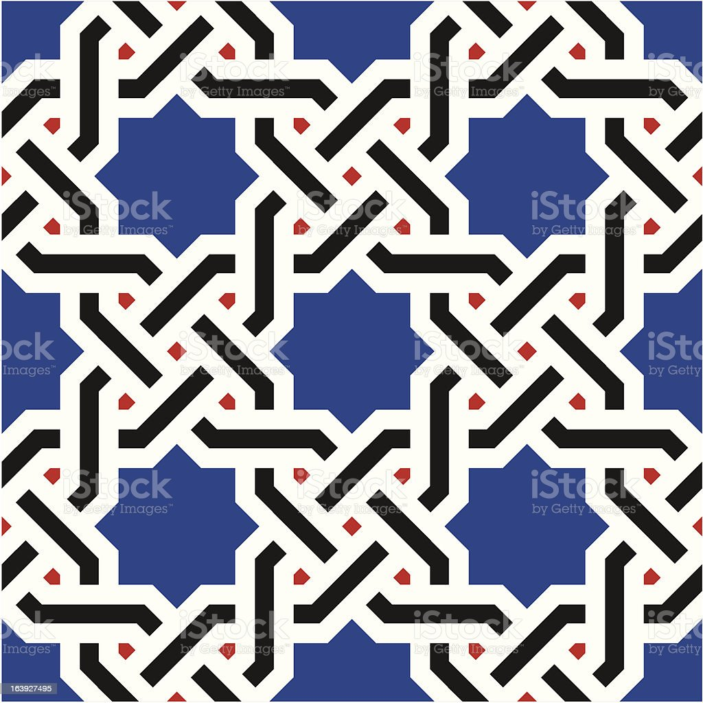 Ardakan Seamless Pattern Two royalty-free ardakan seamless pattern two stock vector art & more images of arabic style