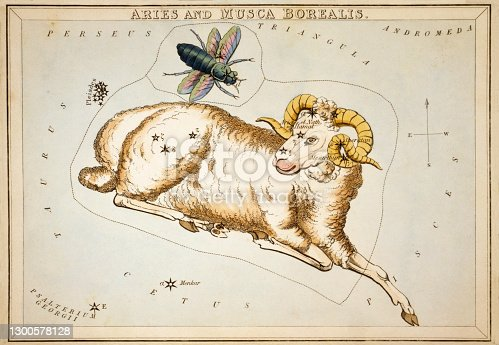 Aries, the First Sign of the Zodiac