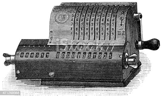 istock arithmometer 471269355