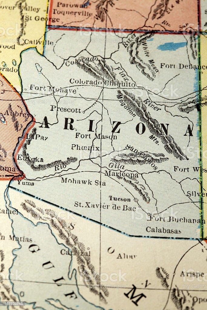 Arizona royalty-free arizona stock vector art & more images of arizona