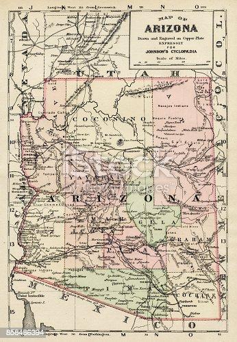 Johnson's Universal Cyclopedia - Charles Kendall - New York 1893