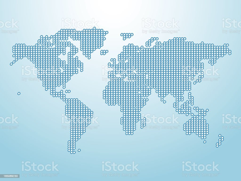 Arrow world map stock vector art more images of arrow symbol arrow world map royalty free arrow world map stock vector art amp more images gumiabroncs Gallery