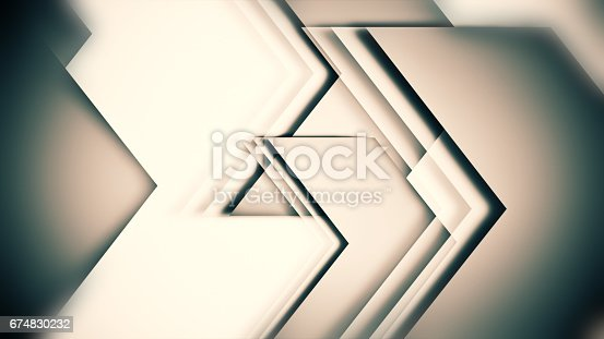 675796650 istock photo Arrows, The way forward 674830232