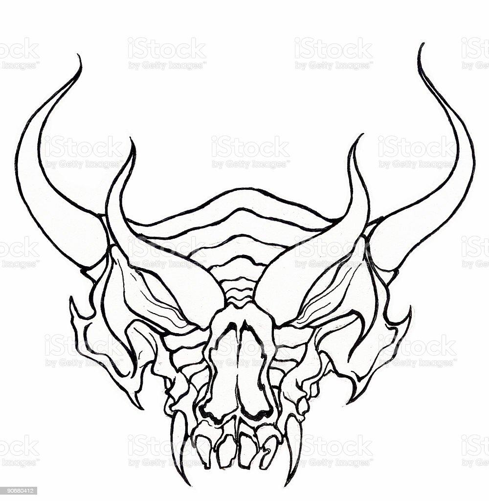Art - Fury vector art illustration