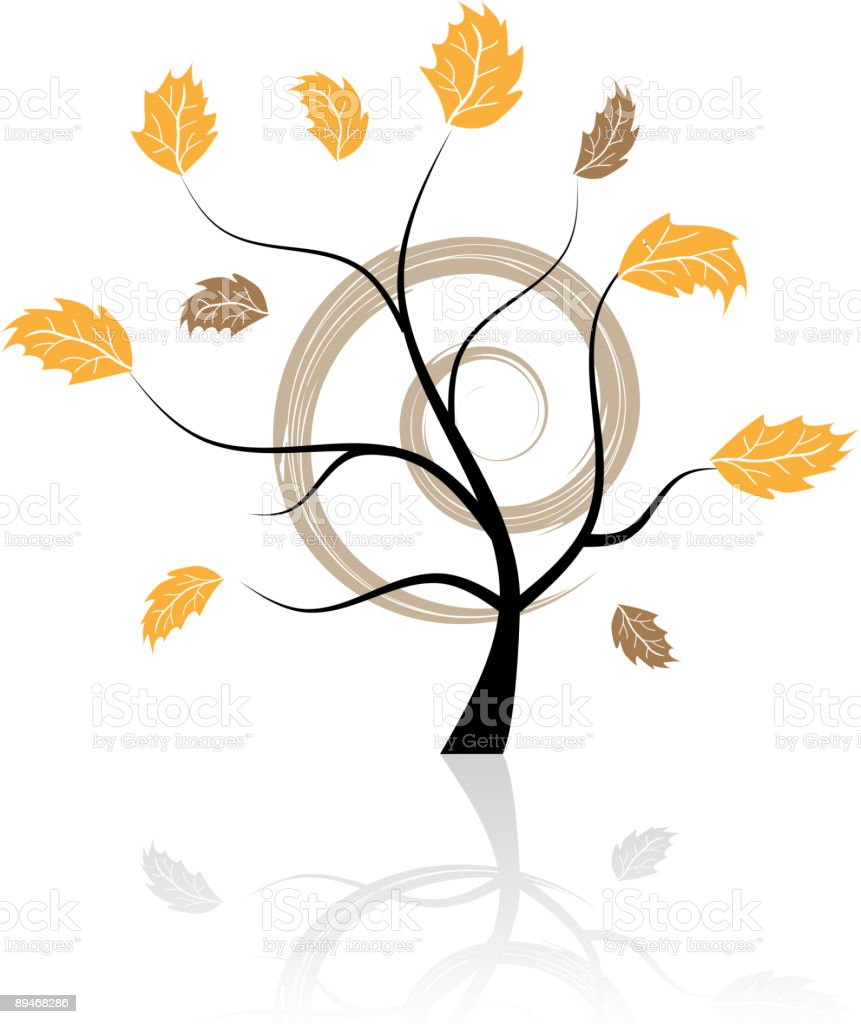 Art tree beautiful royalty-free art tree beautiful stock vector art & more images of autumn