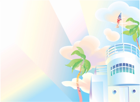 Art-Deco era Miami Villa Er Building