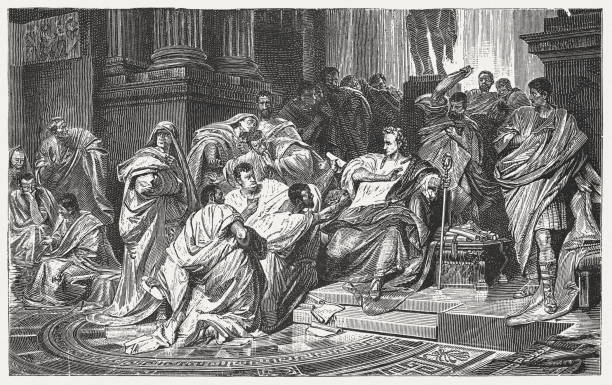justifying caesar s assassination in shakespeare s julius Julius caesar act ii scene i brutus unless he join in the assassination plot it's no personal which many in shakespeare's audience may not have noticed.