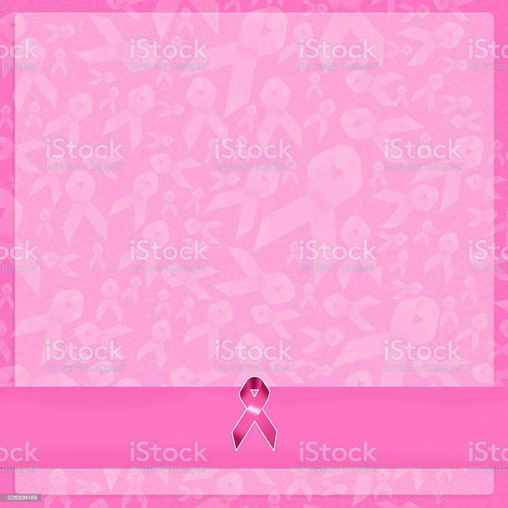 Association Breast Cancer vector art illustration