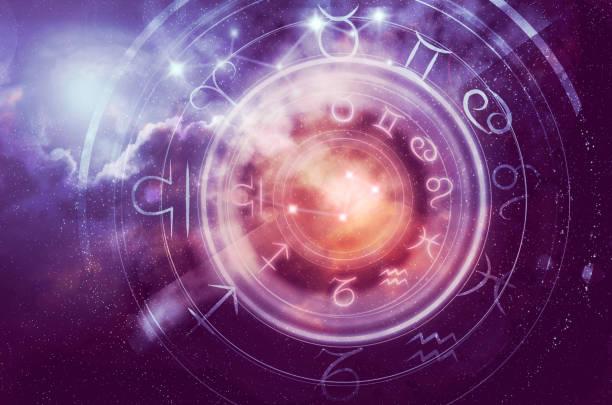 ilustrações de stock, clip art, desenhos animados e ícones de astrology horoscope background - astrologia