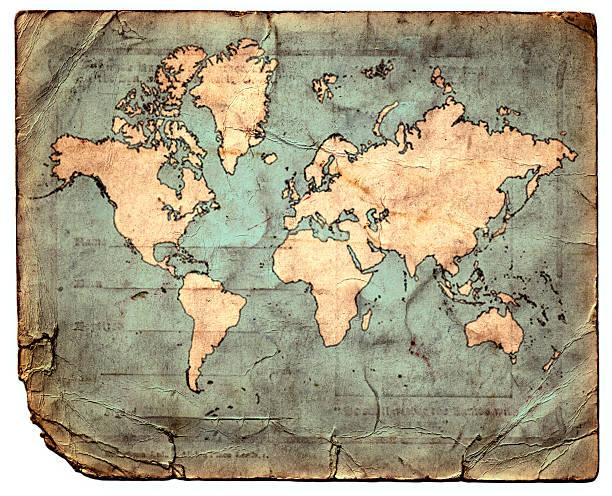 atlas - ビンテージの地図点のイラスト素材/クリップアート素材/マンガ素材/アイコン素材