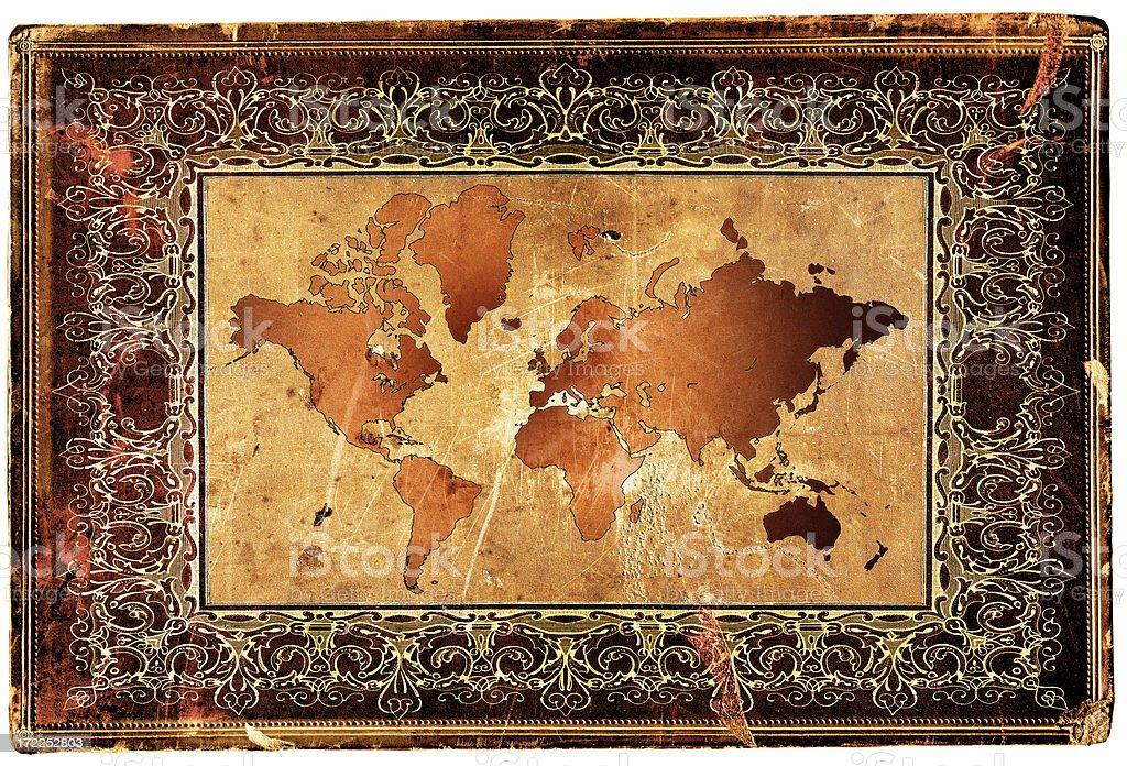 Atlas XXL - Illustration vectorielle