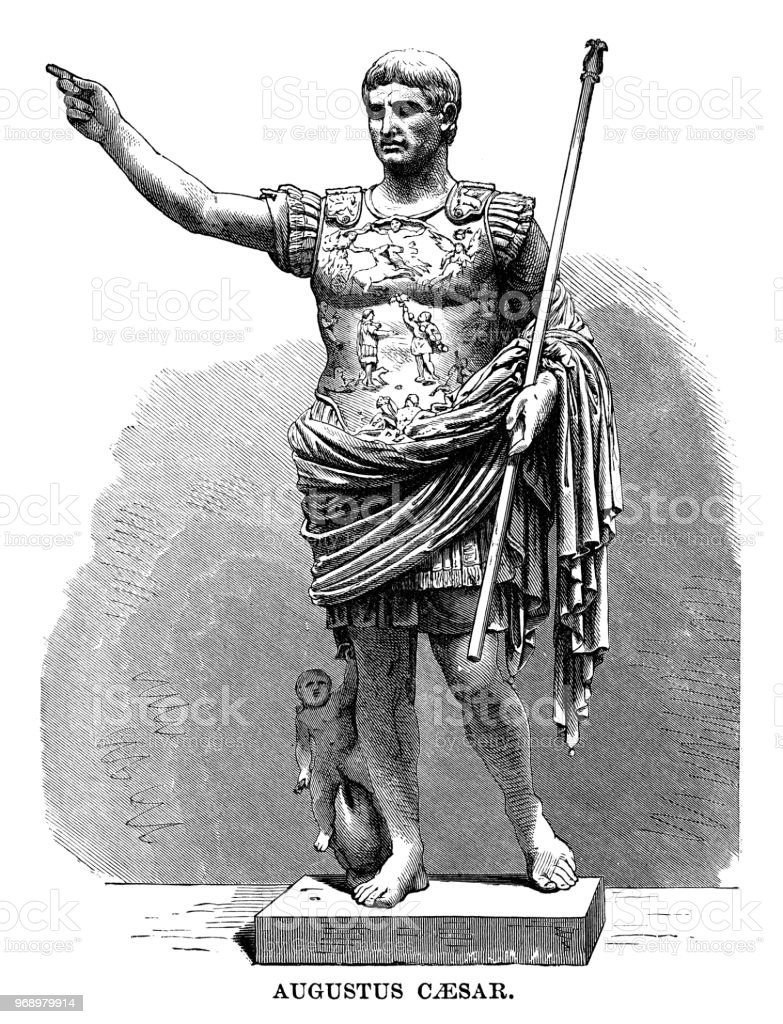 augustus caesar and his historical legacy Caesar and augustus the title of caesar, taken from the hereditary name of gaius julius caesar, eventually became synonymous with the heir to the throne this was actually introduced by vespasian to tie the appointment of his sons titus and domitian as heirs with the original ruling dynasty.