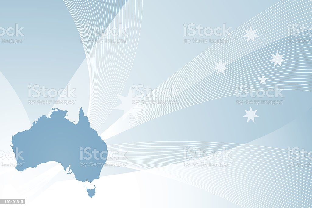 Australia Background royalty-free australia background stock vector art & more images of abstract