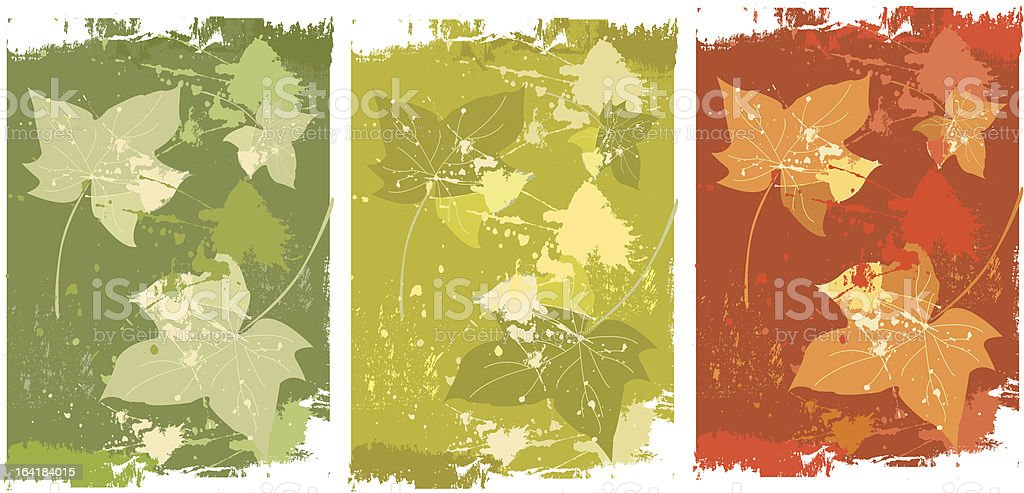 Autumn leaves background royalty-free autumn leaves background stock vector art & more images of abstract