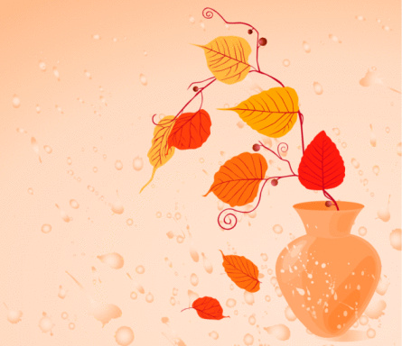 Autumn Mood Stock Illustration - Download Image Now