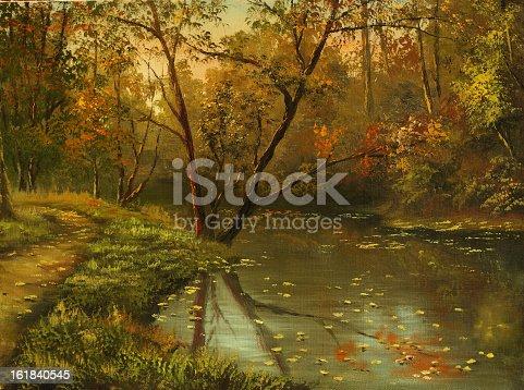 istock autumn river 161840545