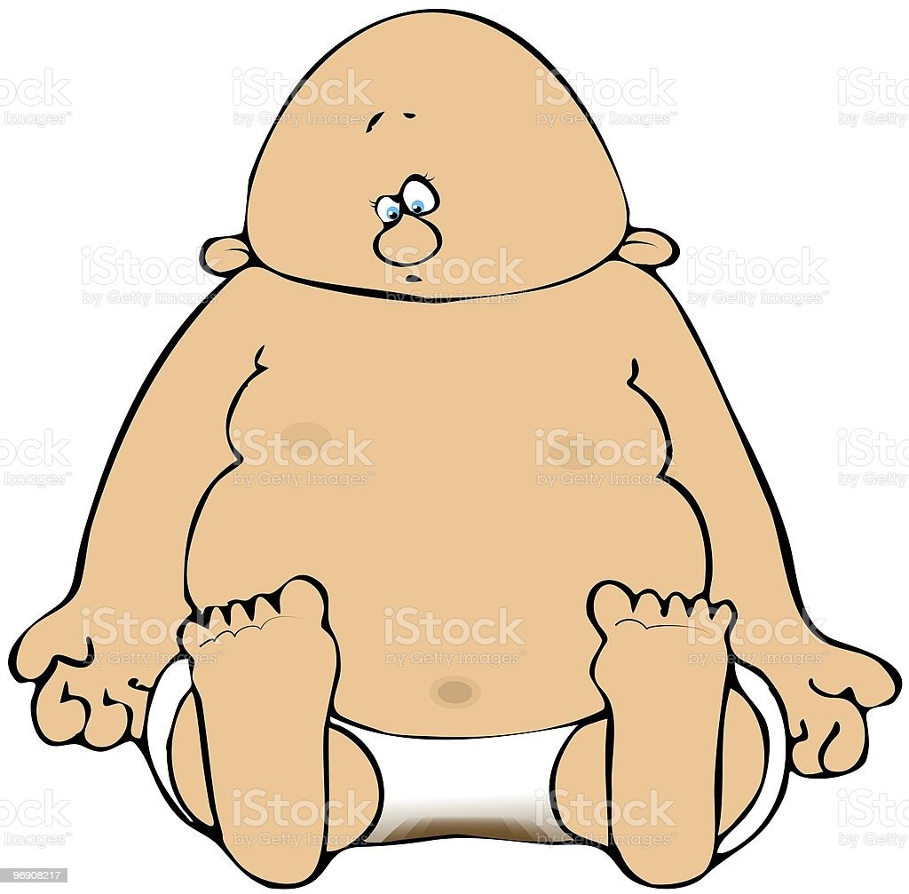 Baby With Soiled Diapers royalty-free baby with soiled diapers stock vector art & more images of animal dung