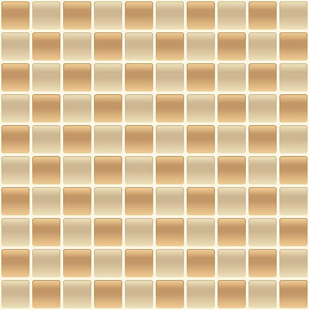 Back Splash Tile vector art illustration