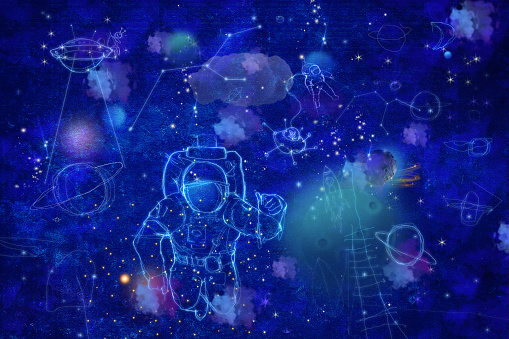 Background cosmos