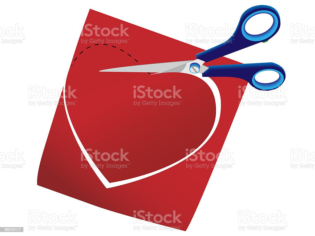 background from a paper heart royalty-free background from a paper heart stock vector art & more images of color image