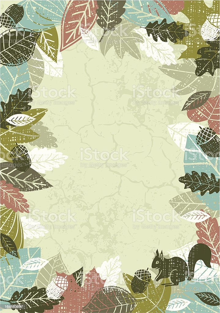 background of hand draw leafs royalty-free background of hand draw leafs stock vector art & more images of abstract