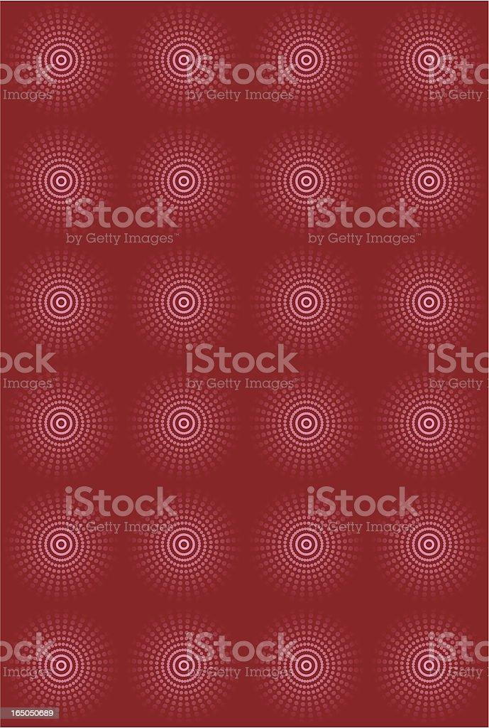 Background pattern vector art illustration