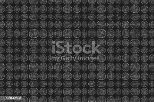 1087577664 istock photo Background with abstract shapes design 1202839508