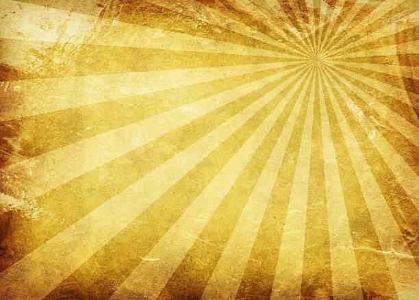background with sunbeam vector art illustration