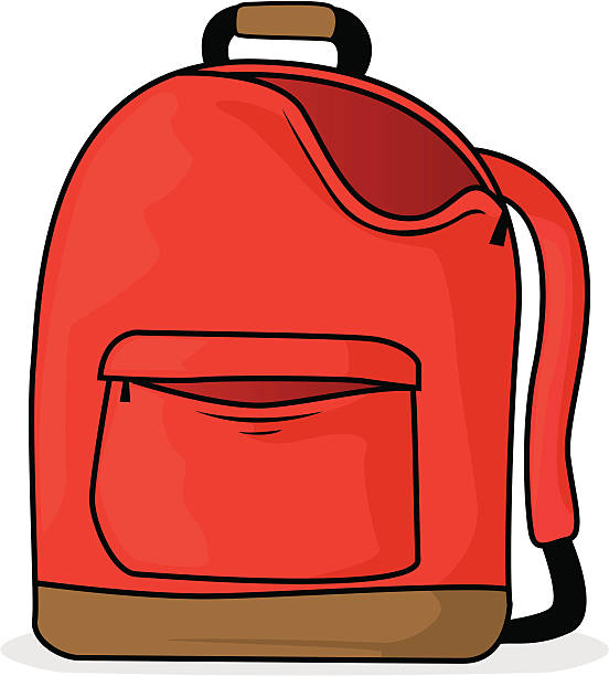 Image result for backpack clip art