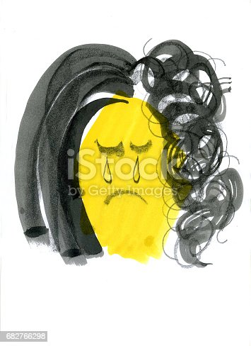 istock Bad hair day 682766298