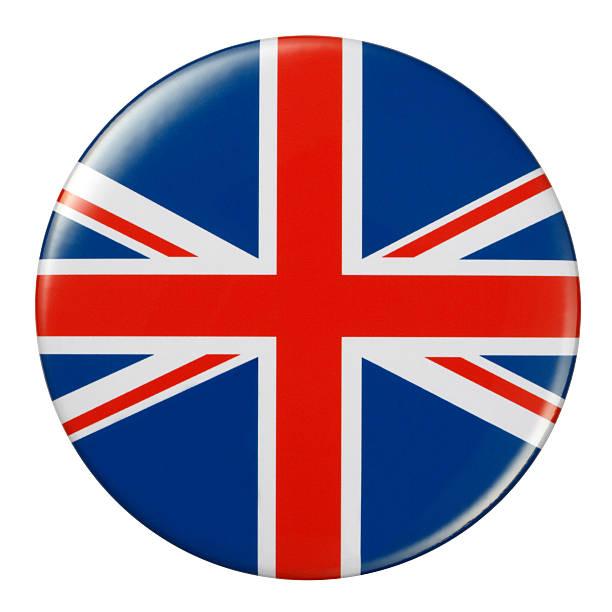 ilustraciones, imágenes clip art, dibujos animados e iconos de stock de tarjeta-bandera británica - bandera británica