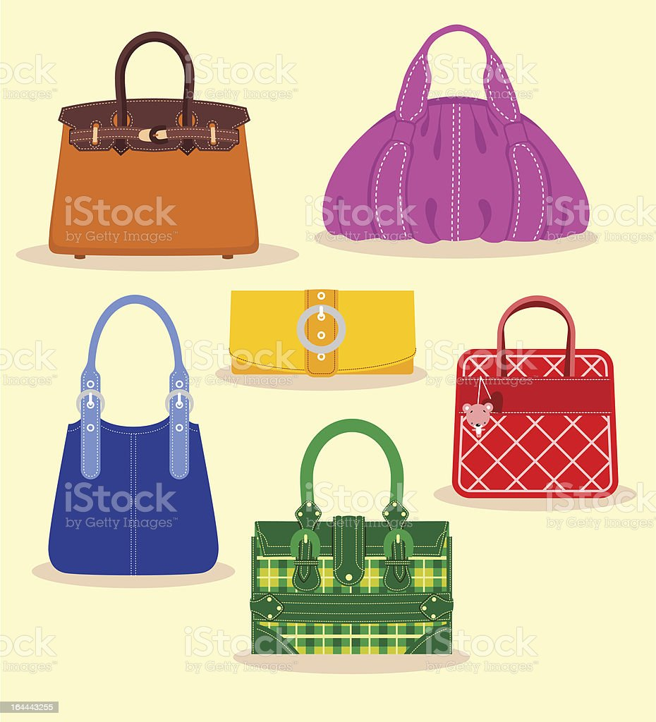 Bag Set royalty-free bag set stock vector art & more images of adult